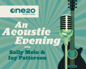 an acoustic evening with sally melo and jay patterson